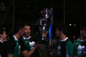 Tripoli alza la Coppa